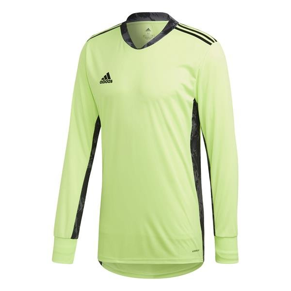 adidas ADI Pro 20 Signal Green/Black Goalkeeper Shirt