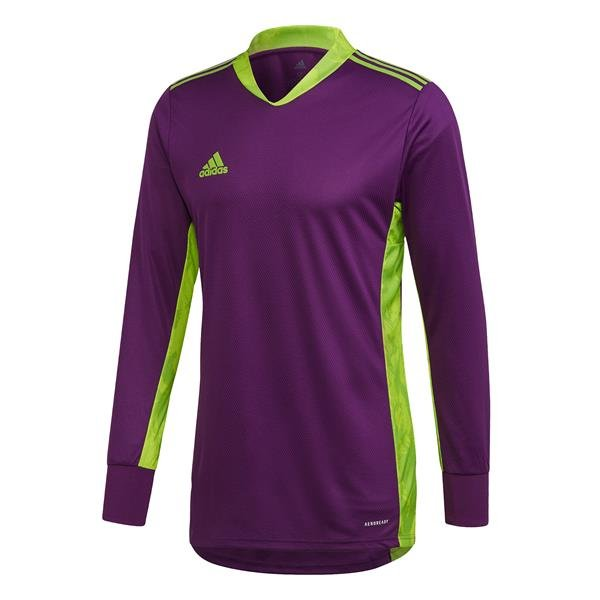 adidas ADI Pro 20 Glory Purple/Semi Sol Green Goalkeeper Shirt