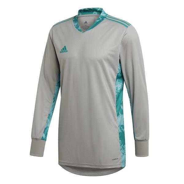 adidas ADI Pro 20 Team Mid Grey/Glory Green Goalkeeper Shirt