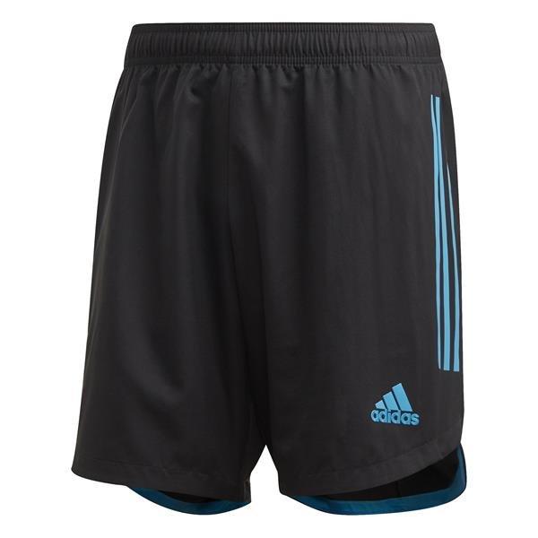 adidas Condivo 20 Black/Bold Aqua Goalkeeper Short