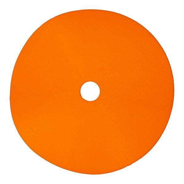 Orange Flat Spot Marker