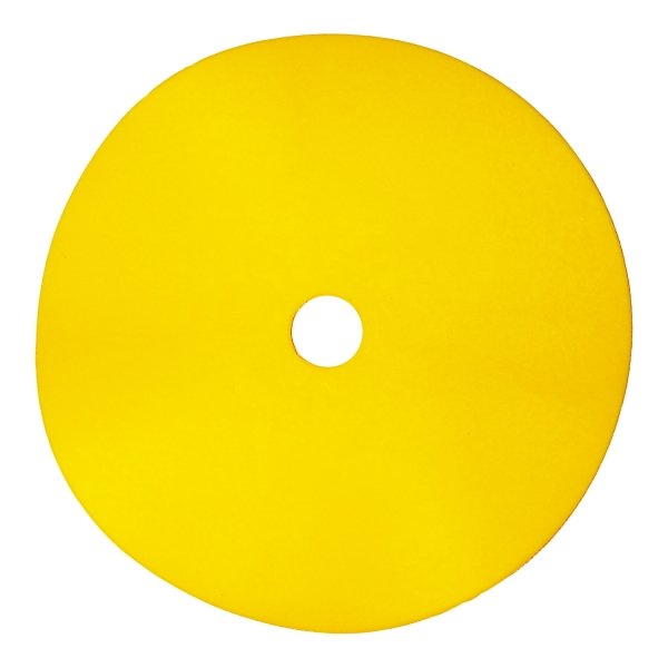 Yellow Flat Spot Marker