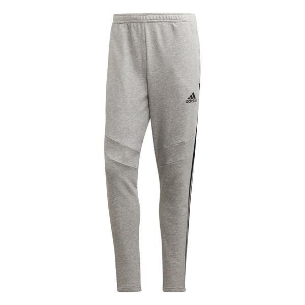adidas tiro 19 Grey Heather/Black Cotton Pant