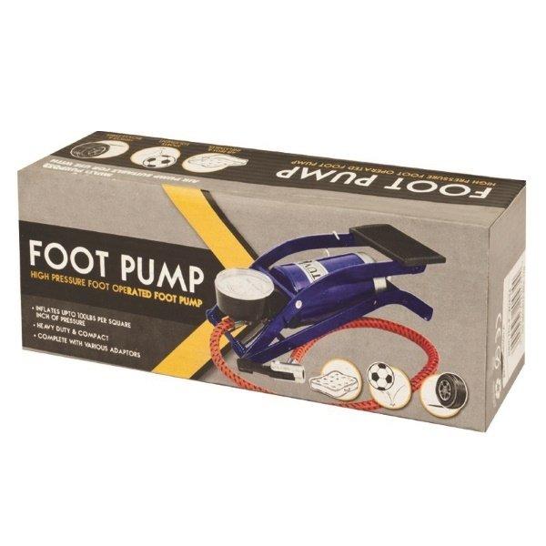 Footpump