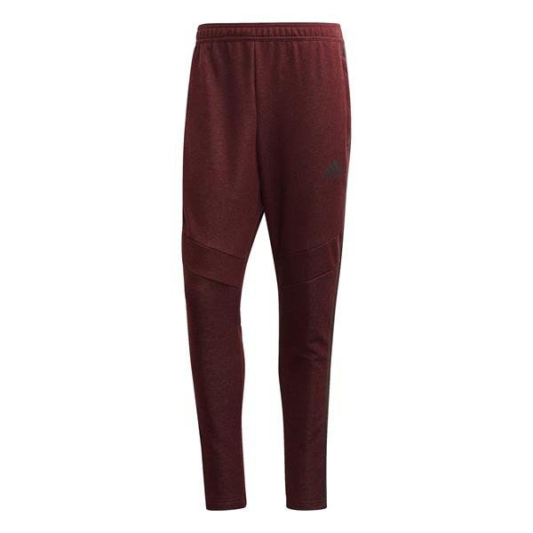adidas tiro 19 Burgundy Melange/Black Cotton Pant