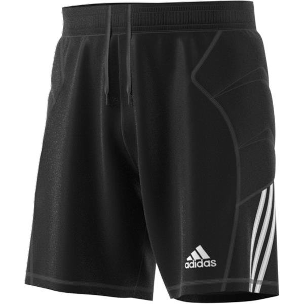 adidas Tierro Black Goalkeeper Short