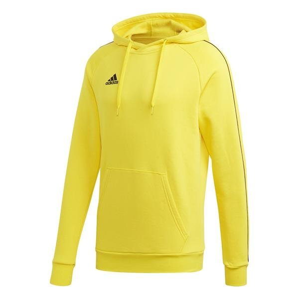 adidas Core 18 Yellow/Black Hoody