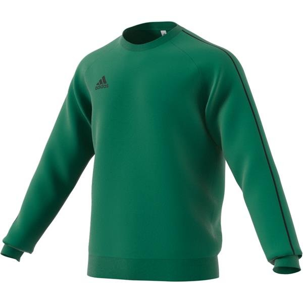 adidas Core 18 Bold Green/Black Sweat Top