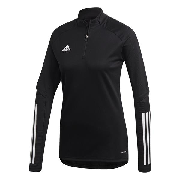 adidas Condivo 20 Womens Training Top White/black