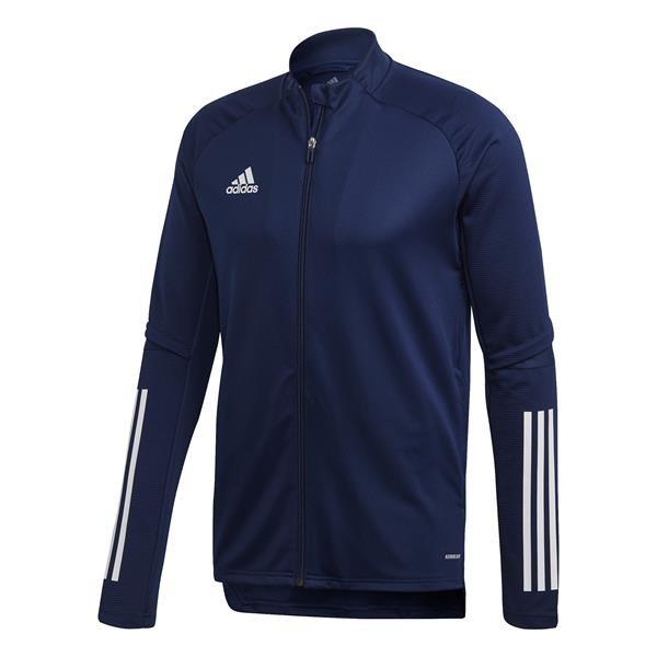 adidas Condivo 20 Team Navy Blue/White Training Jacket