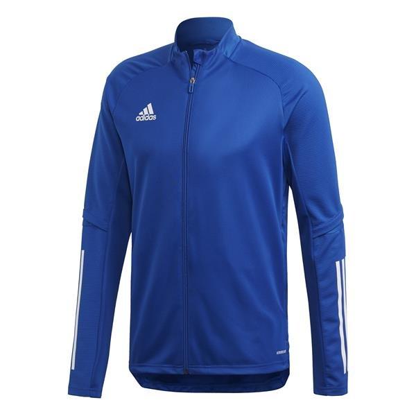 adidas Condivo 20 Team Royal Blue/Dark Blue Training Jacket