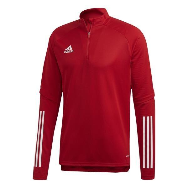 adidas Condivo 20 Power Red/White Training Top
