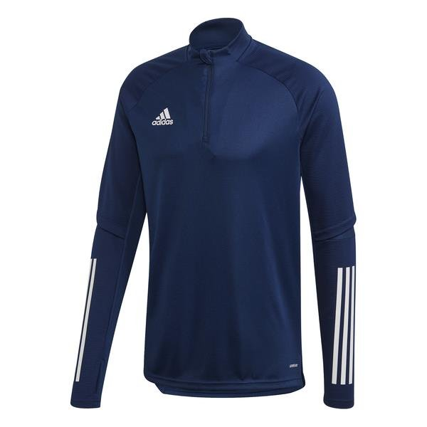 adidas Condivo 20 Team Navy Blue/White Training Top