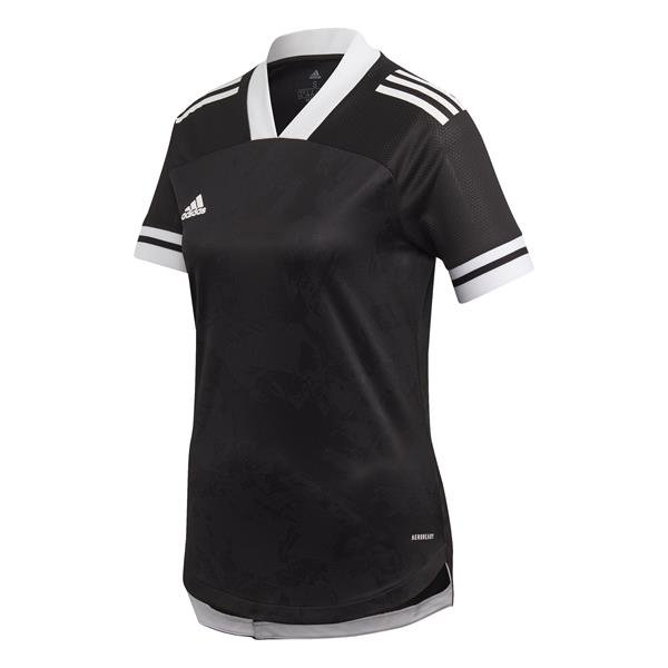 adidas Condivo 20 Womens Football Shirt Power Red/white