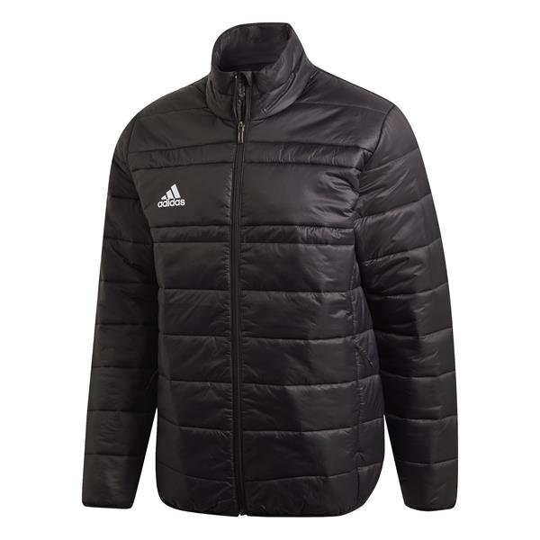 adidas Jacket 18 Padded Jacket Team Navy Blue/white