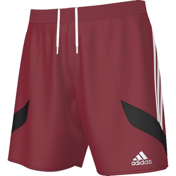 adidas Nova 14 Power Red/White Football Short Youths