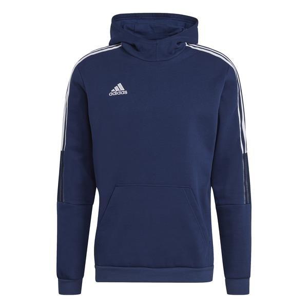 adidas Tiro 21 Team Navy Blue/White Sweat Hoodie