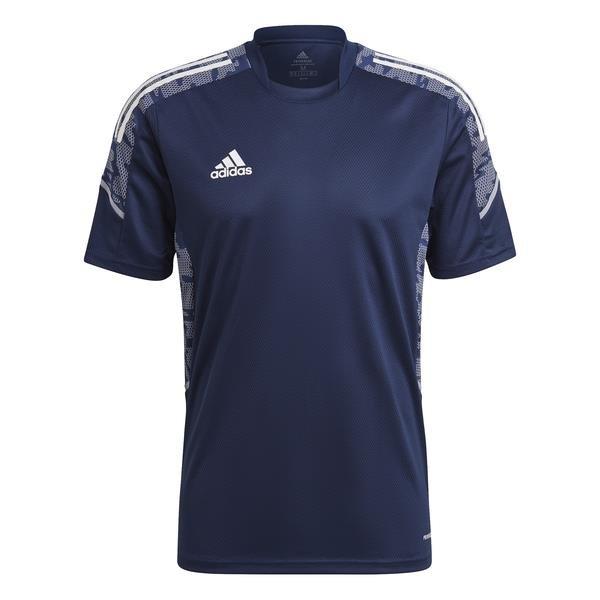adidas Condivo 21 Team Navy/White Training Jersey