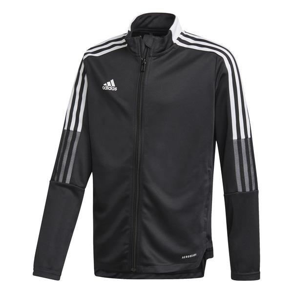 adidas Tiro 21 Track Jacket White/black