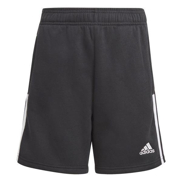 adidas Tiro 21 Sweat Shorts White/black