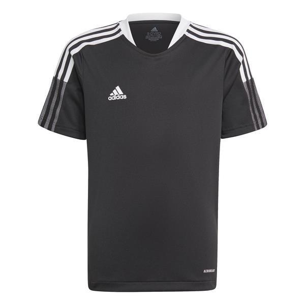 adidas Tiro 21 Training Jersey White/black