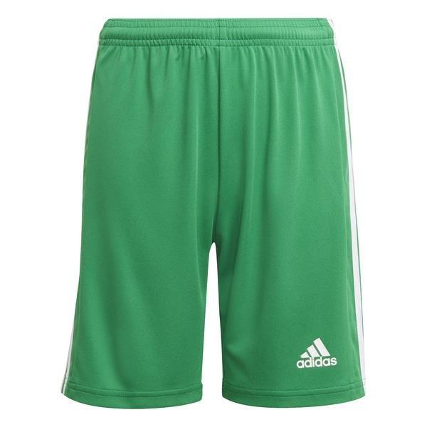 adidas Squadra 21 Team Green/White Football Short