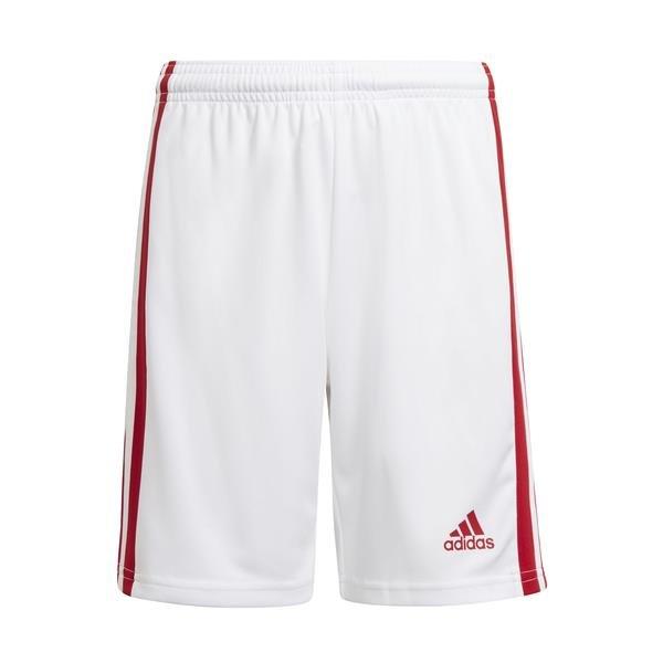 adidas Squadra 21 White/Power Red Football Short