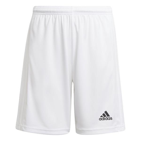 adidas Squadra 21 White/White Football Short