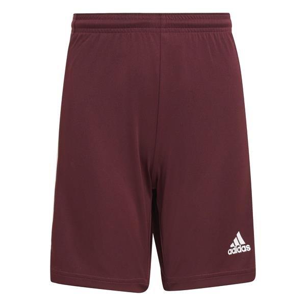 adidas Squadra 21 Team Maroon/White Football Short