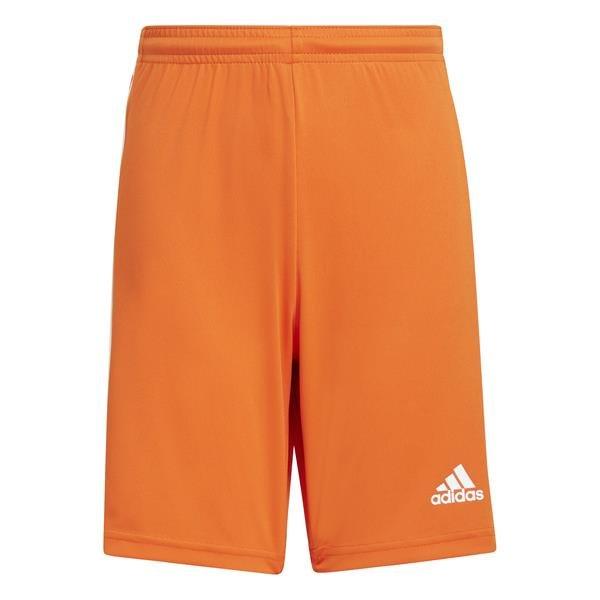 adidas Squadra 21 Team Orange/White Football Short