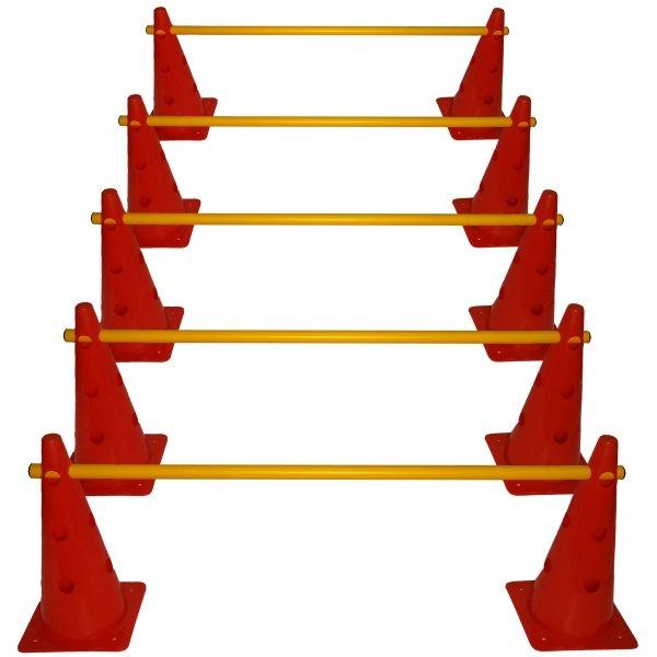 Hat Cone Hurdle Set