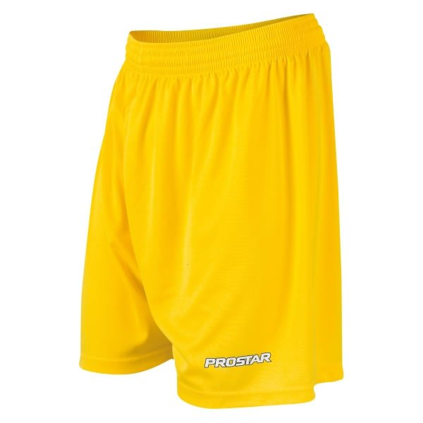 Prostar Kiev Yellow Football Short