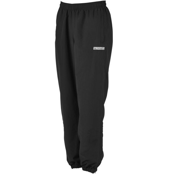 Prostar Lumino Black Cuffed Trouser