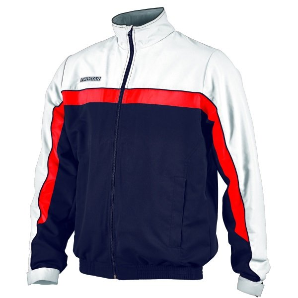 Prostar Lumino White/Navy Jacket