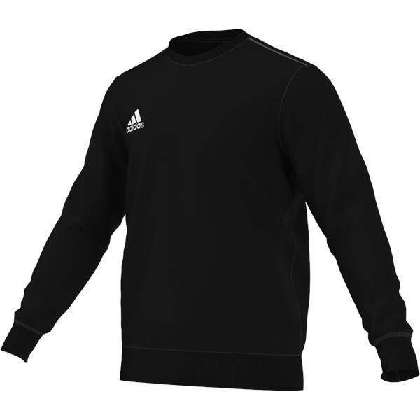 adidas Core 15 Black/White Sweat Top