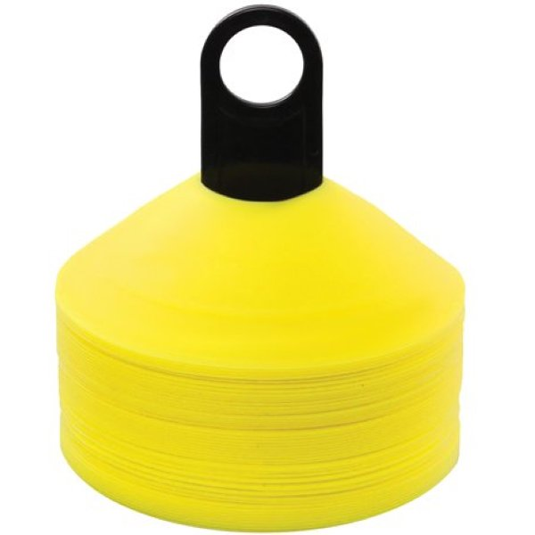 Yellow Sports Markers