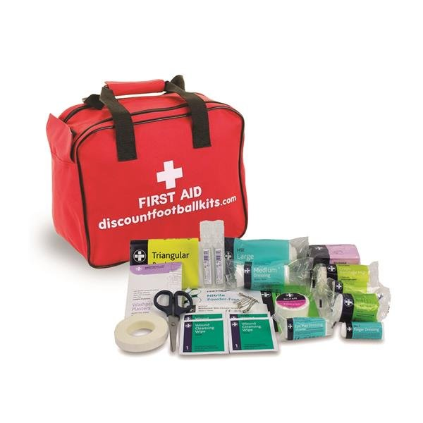 Medical First Aid Bag with Basic FA Contents