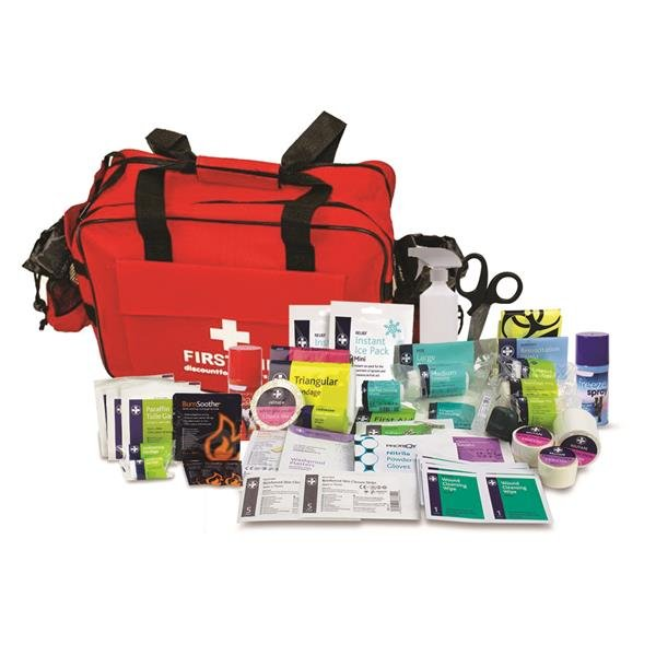 Medical First Aid Bag with Pro Plus FA Contents