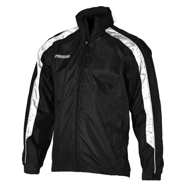 Prostar Magnetic Waterproof Jacket White/navy