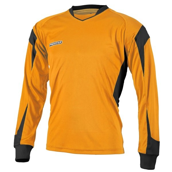 Prostar Refract Amber/Black Football Shirt