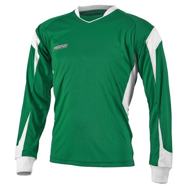 Prostar Refract Emerald/White Football Shirt