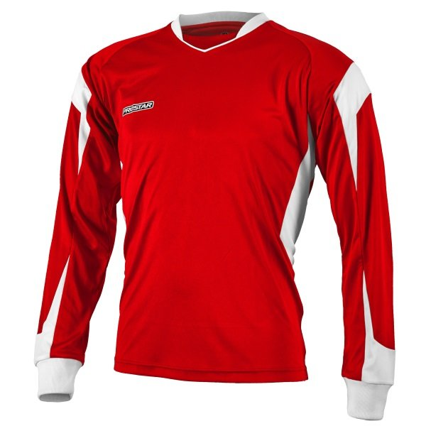 Prostar Refract Scarlet/White Football Shirt