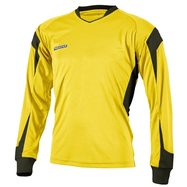 Prostar Refract Yellow/Black Football Shirt