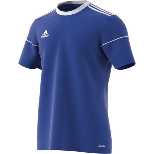 adidas Squadra 17 SS Bold Blue/White Football Shirt