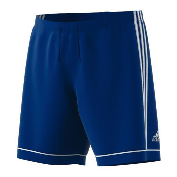 adidas Squadra 17 Bold Blue/White Football Short