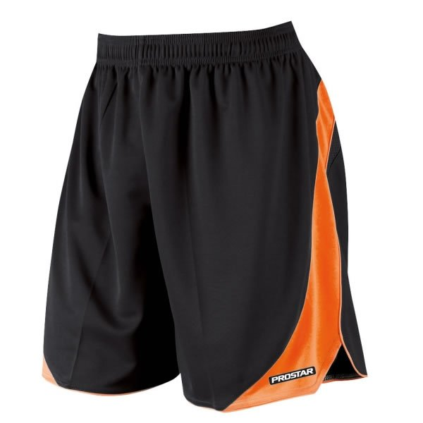 Prostar Sparta Football Short Yellow