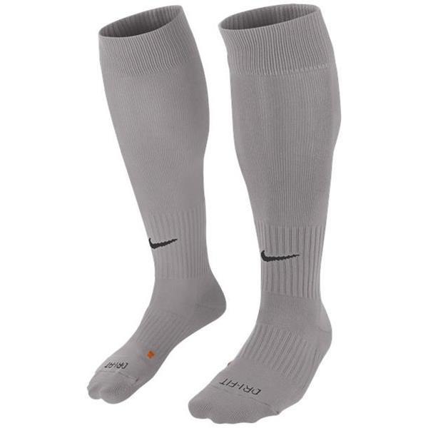 Nike Classic II Pewter Grey/Black Football Sock