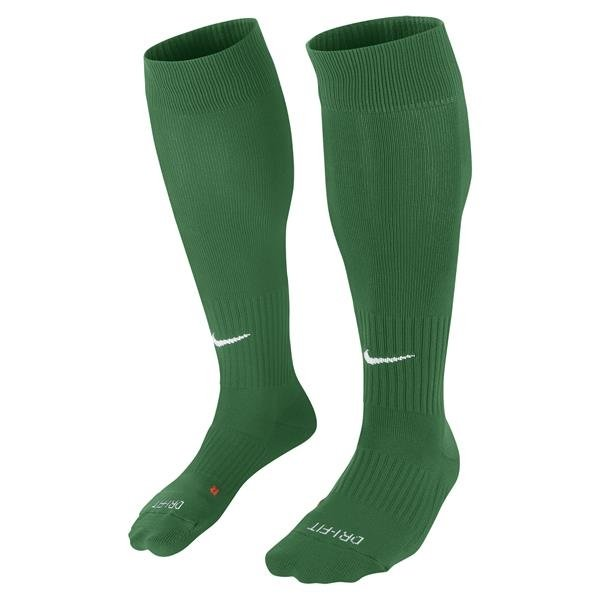 Nike Classic II Pine Green/White Football Sock