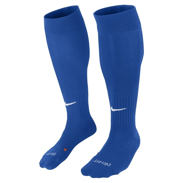 Nike Classic II Royal Blue/White Football Sock