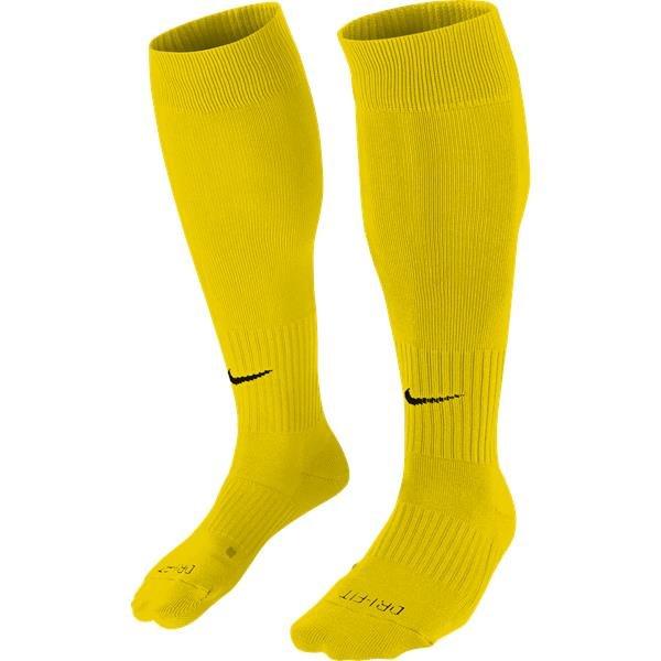 Nike Classic II Tour Yellow/Black Football Sock